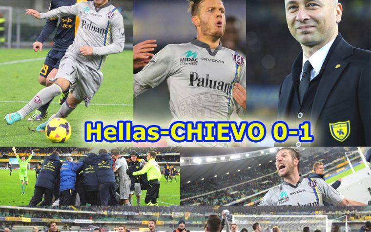 Derby: Verona-Chievo 0-1