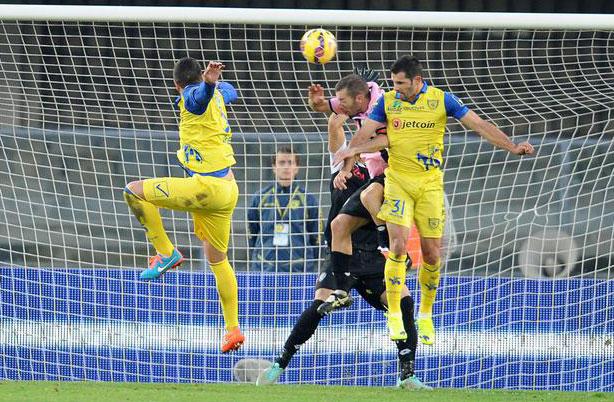 Secondo gol di Pellissier