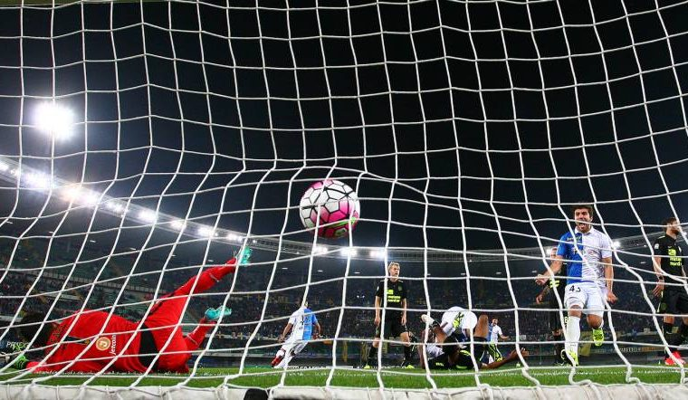 Chievo vs Hellas 1-1